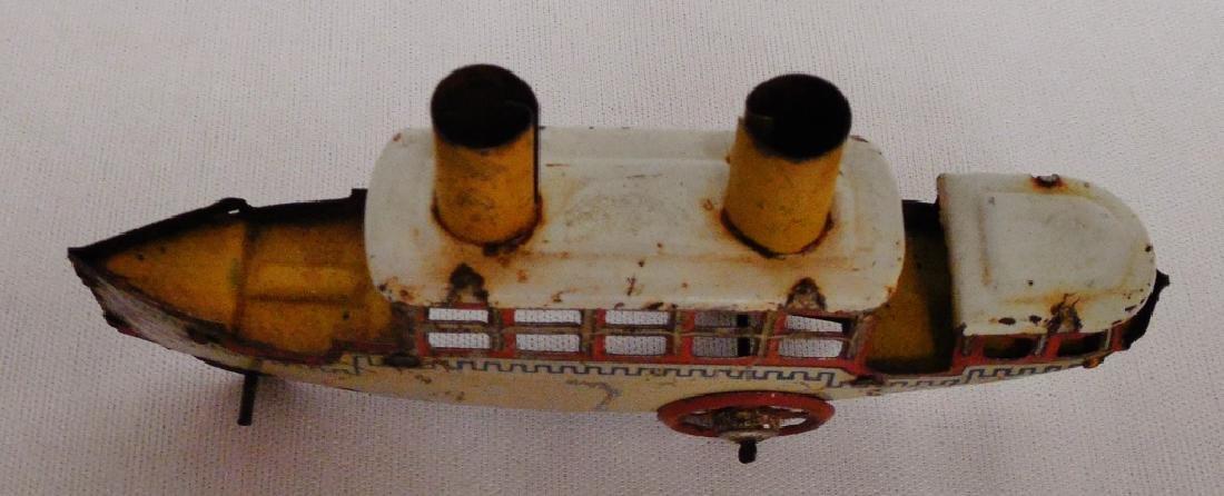 German Tin Penny Toy - 3