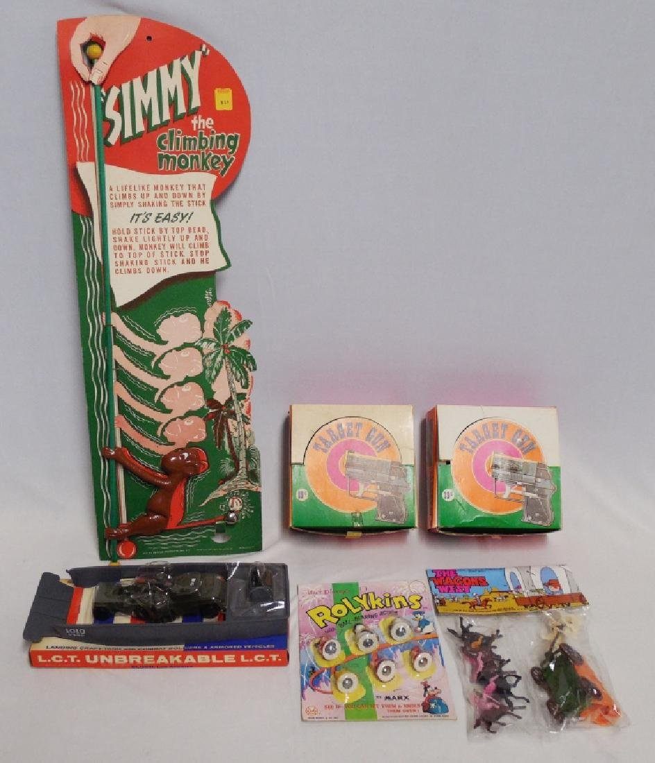 Lot of 6 Assorted Toys