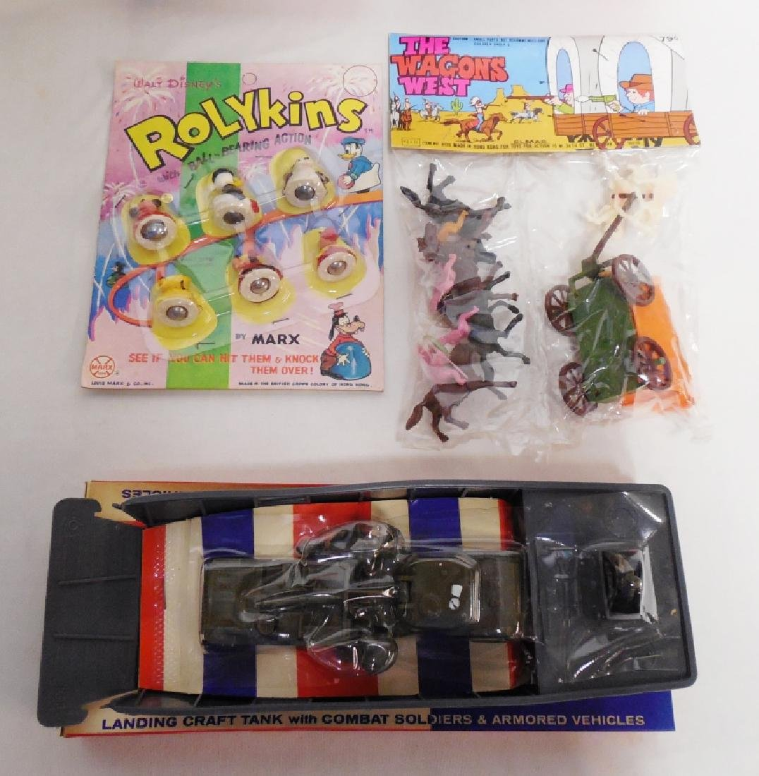 Lot of 6 Assorted Toys - 2