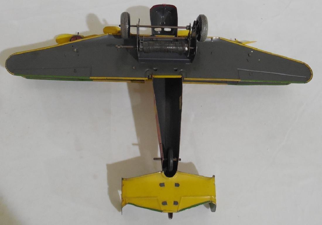 Marx Bi-wing airplane - 5