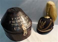 Captain F. w. Benteen