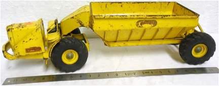 Doepke Model Toys Wooldridge Earth Hauler
