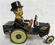 Tin Charlie McCarthy Wind Up works about 50%