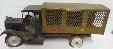 Keystone Packard U.S. Mail Truck As Is rough condition