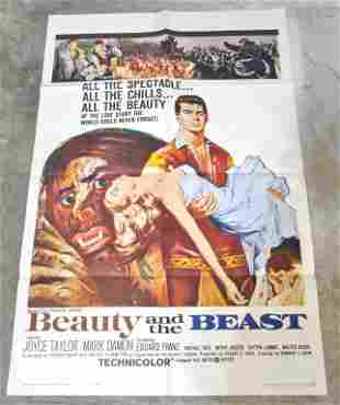 lot of assorted movie posters Five Card Stud, Beauty