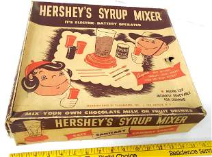 Hershey's Syrup Mixer