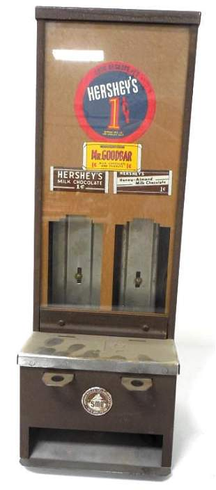 Hershey Bar Dispenser