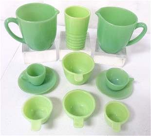 Fire King Pitchers,Cup & Saucers,Others