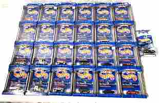 25 Hot Wheels 1999 Final Run series & 2001