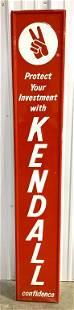 Tin Kendall Sign
