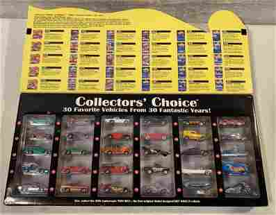 Hot Wheels Collectors Choice Special Edition