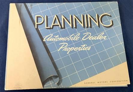 GM Planning Automobile Dealer Properties Book