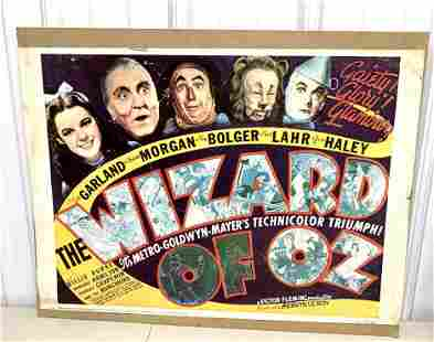 """""""Wizard of Oz"""" Movie Poster"""