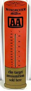 Winchester Ammo. Thermometer