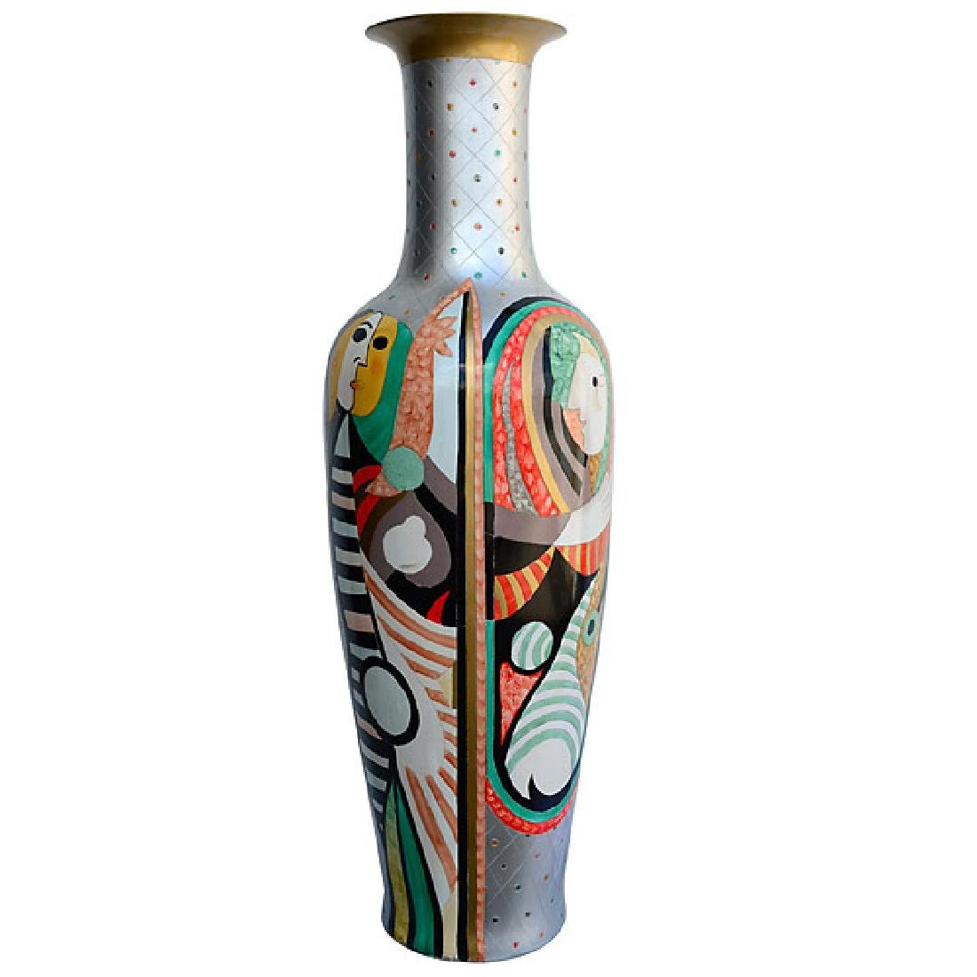 Picasso Palace Vase