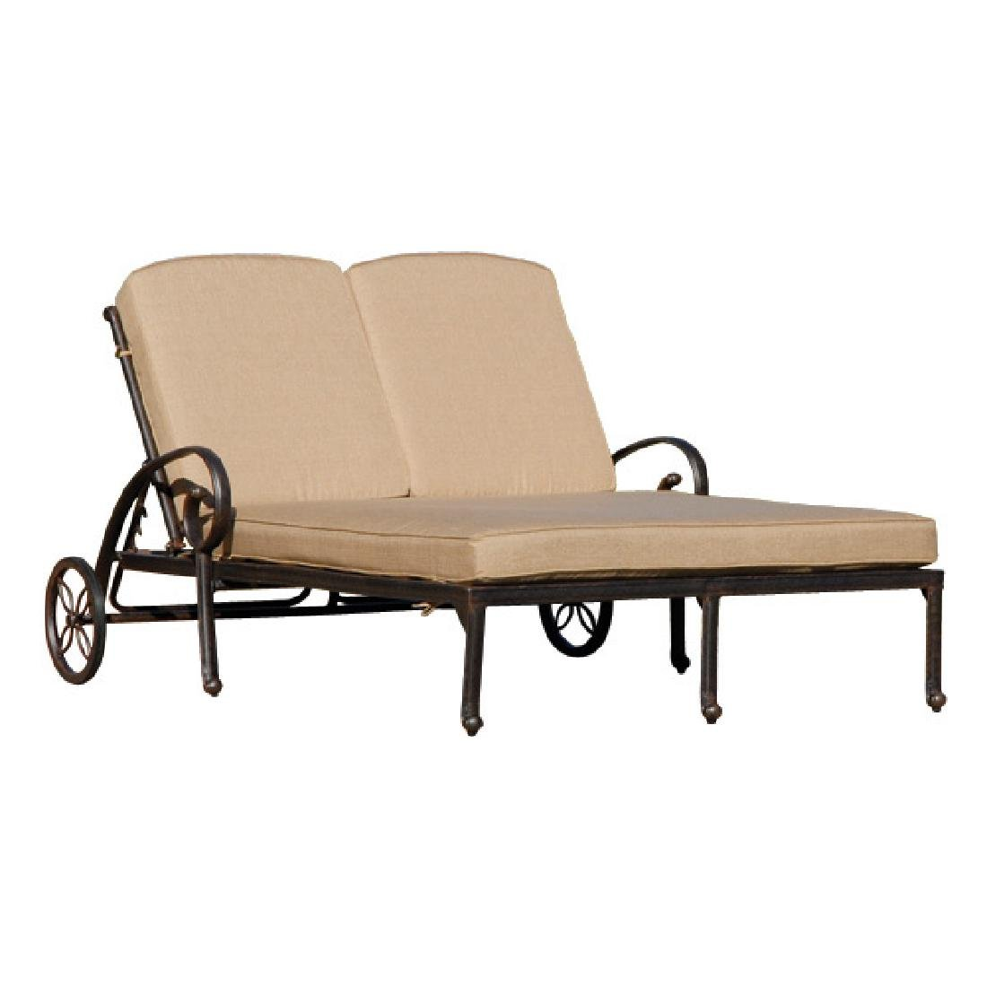 Fiesta Double Chaise Lounge