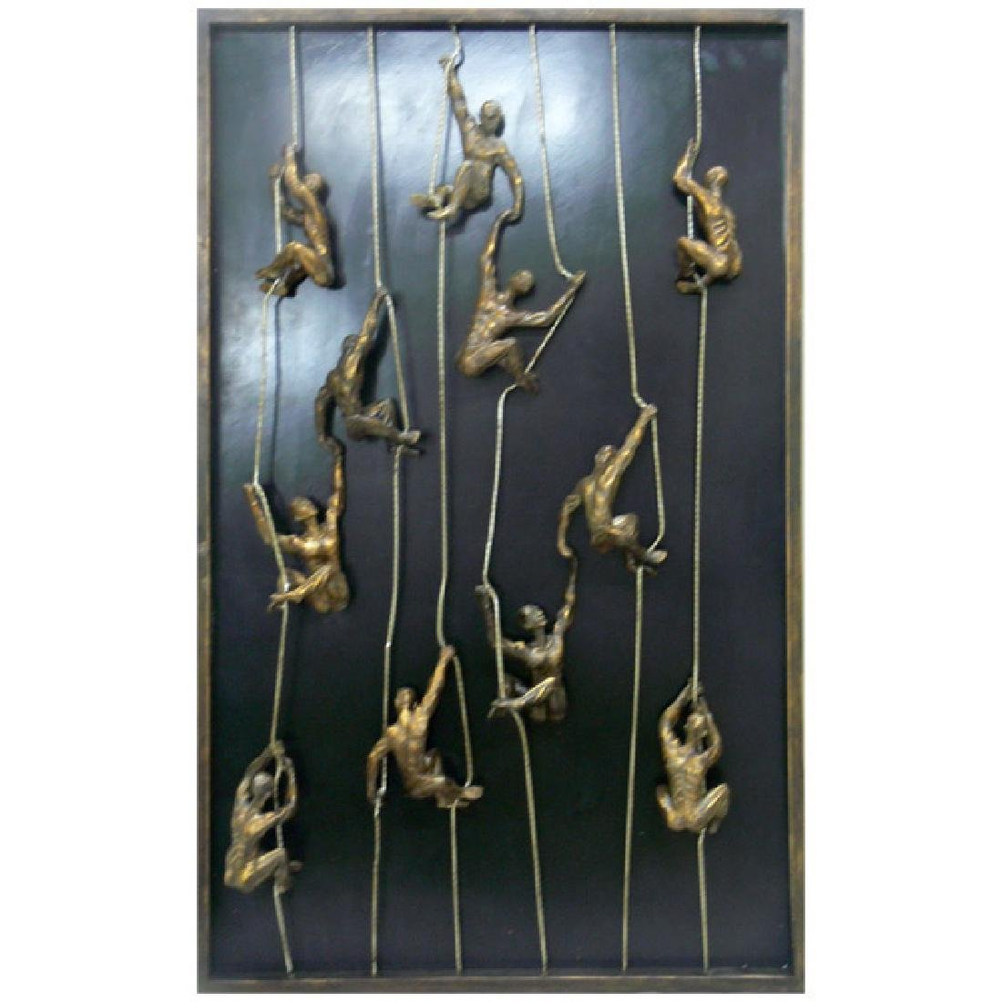 Climbing Wall Decor