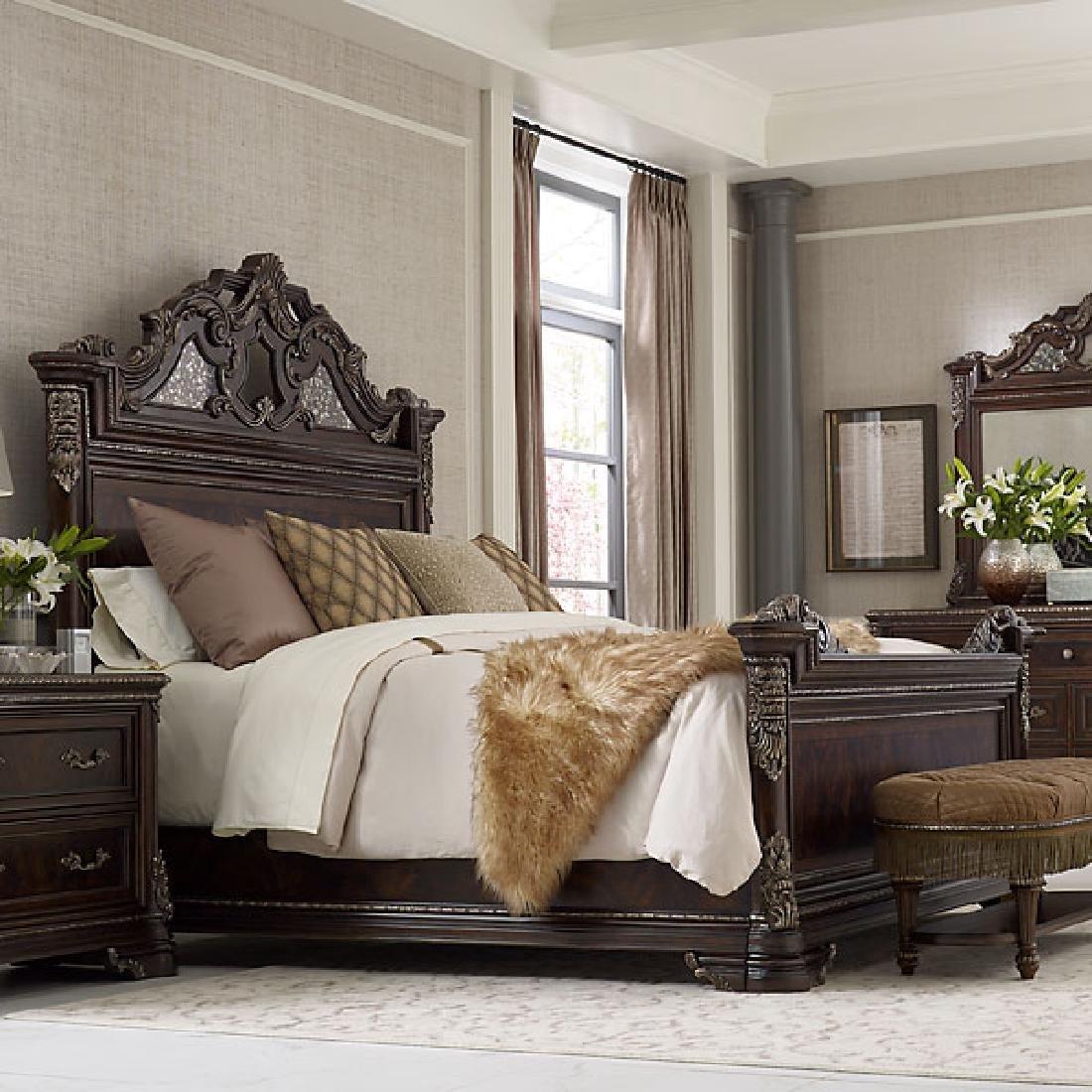 Gables Estate King Bed Set 5pc (KIT)