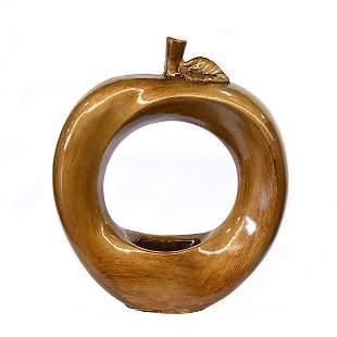 Apple Vase