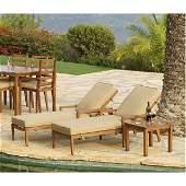 Napa 3pc Chaise Set