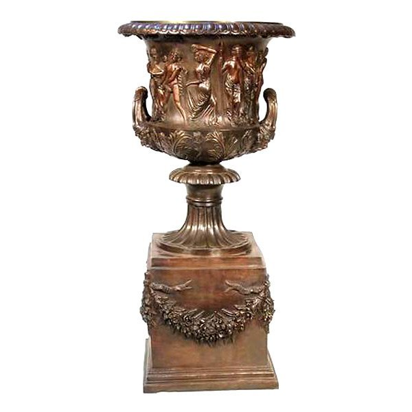 Urn on Stand