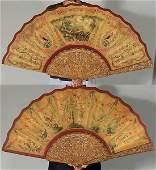 Antique Wall Fan (Set2)