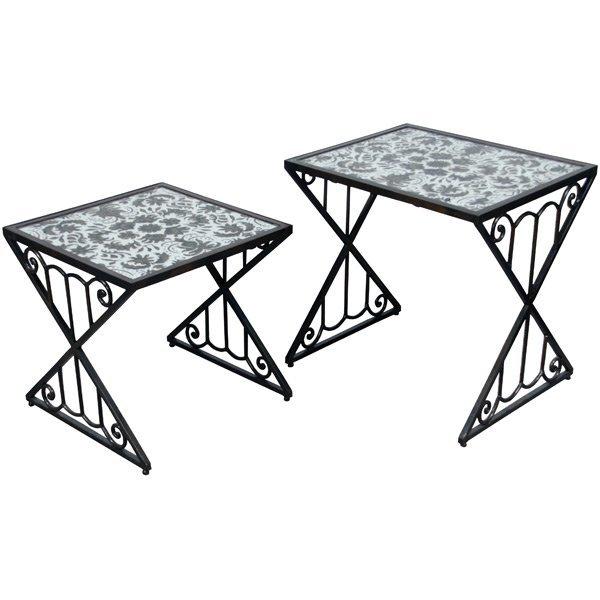 *PO*Biasca Nesting Tables-Set