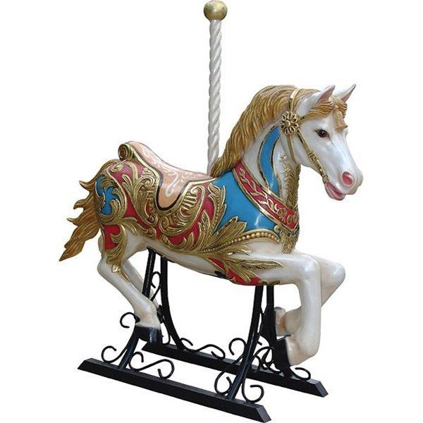 Flying Fantasy Carousel Horse