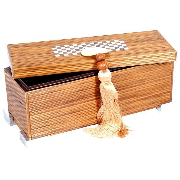 *PO*Maldive Tassel Box
