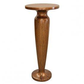 Copper Drizzle Pedestal