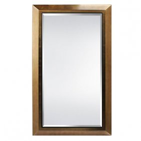 The Grand Float Mirror -gold