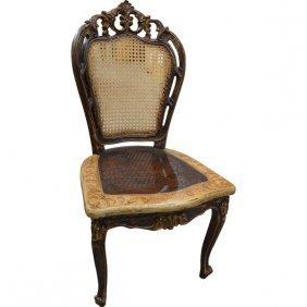 Casa Grande Cane Chair