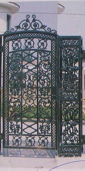 *po*side Gate Door & Post