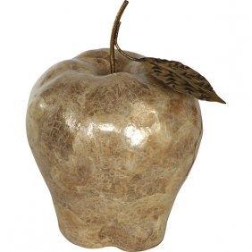 Golden Capiz Apple