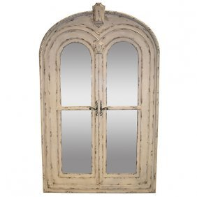 Architectural Washed Mirror