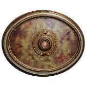 Sistine Oval Medallion          FREE SHIPPING