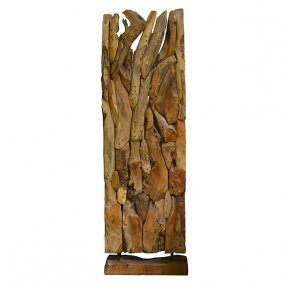 Root Sculpture W/ Stand Free Shipping