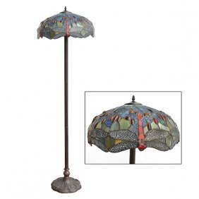 Dragonfly Floor Lamp Free Shipping