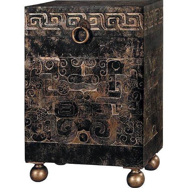 Bali Side Trunk Table          FREE SHIPPING