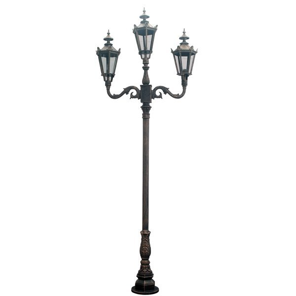 Quincy Market Street Lamp          FREE SHIPPING