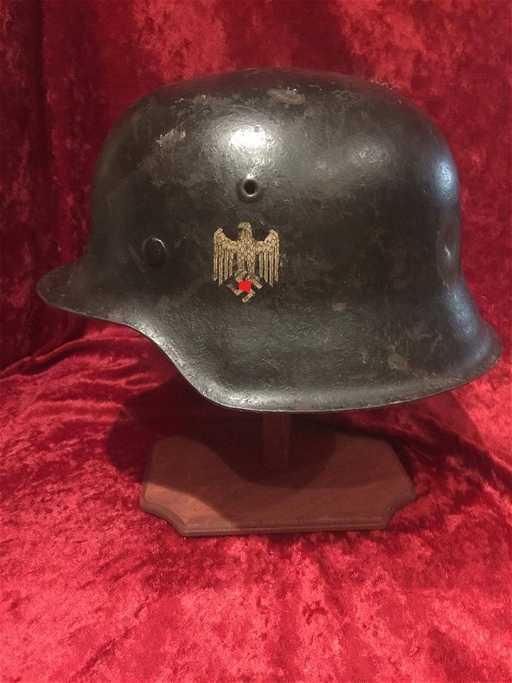 WW 2 German Helmet
