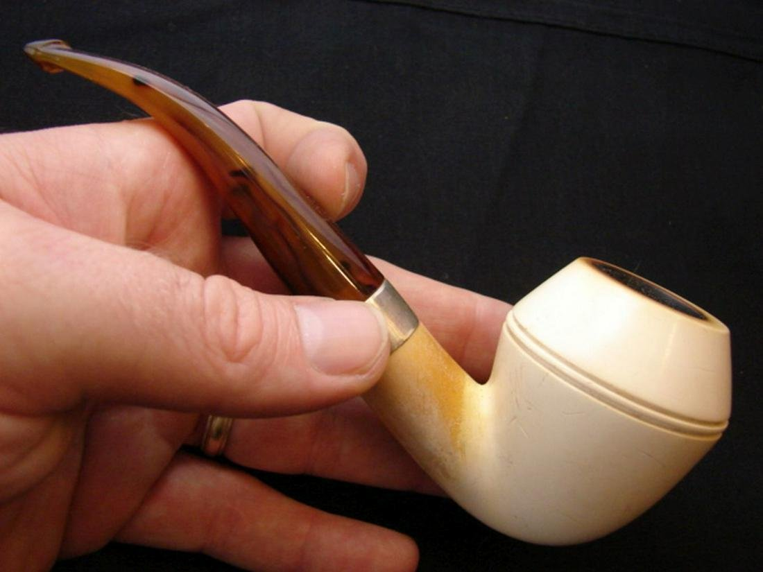 Attributed to Andreas Bauer and Colin Fromm Meerschaum