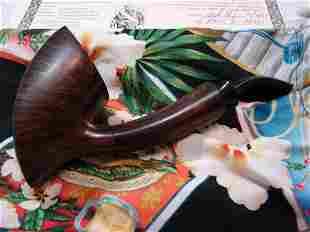 Jaden Hew Len Elephant Foot Pipe Huge Crossgrain Front