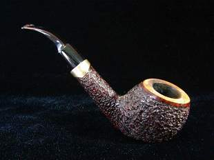 Thomas Cristiano Signature Rusticated Freehand with