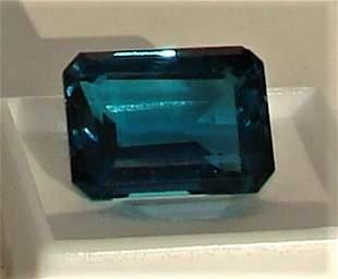 Very Large 28 CT London Blue Topaz - Loose gemstone