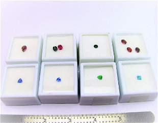 Large selection of Fine Loose Faceted Gemstones From