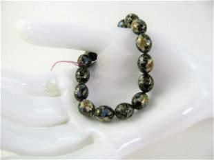 Ladies Cloisonné Elastic Bracelet