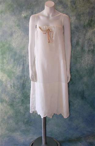 Vintage 1920s Robe de Style Dress or Shift