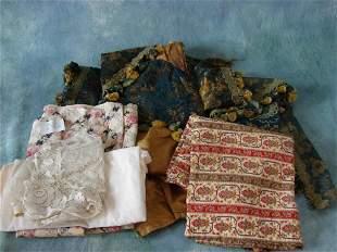 Lot Of Antique Textiles