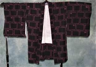 Vintage Hip Length Kimono